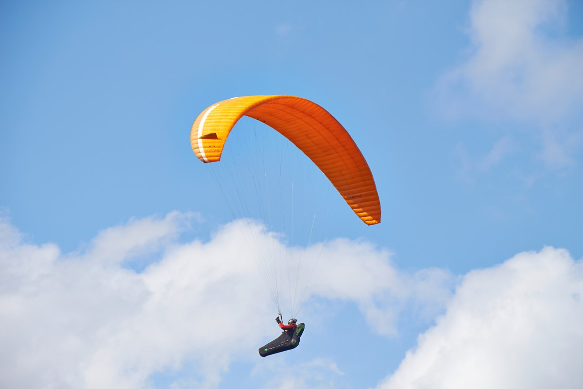 Paragliding and hang gliding - Blombergbahn com